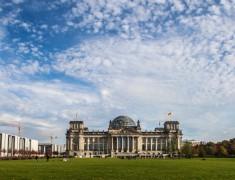 Berliner Reichstagsgebude